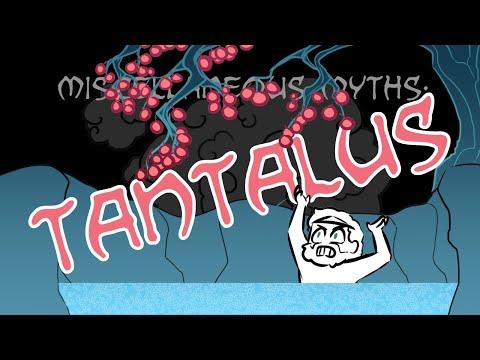 Miscellaneous Myths: Tantalus