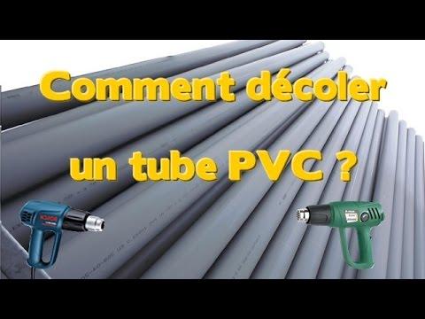Comment faire un picage pvc doovi - Comment decoller un tuyau pvc ...