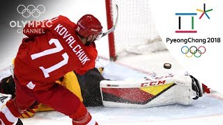 Ice Hockey Recap   Winter Olympics 2018   PyeongChang