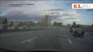 Жуткая авария на Объездной
