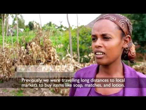 Micro-franchise: A money-making innovation for rural women in Ethiopia