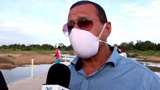 Arimatéia Ferreira passagem molhada liberada