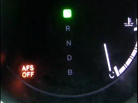 Afs Off Repair Lexus Toyota Prius You