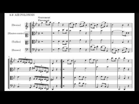 Jean-Philippe Rameau - Les Indes Galantes (orchestral suite)