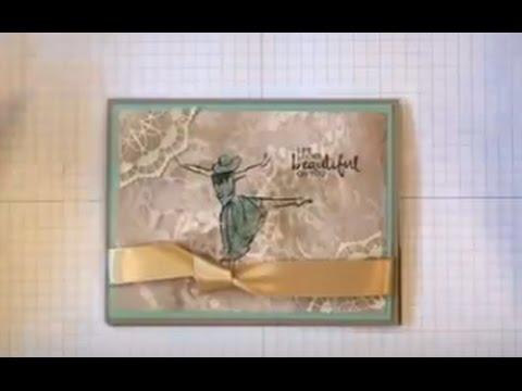 Beautiful You Card - YouTube
