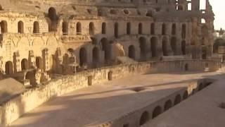 Les plus beaux sites du patrimoine mondial   El Djem, Tunisie