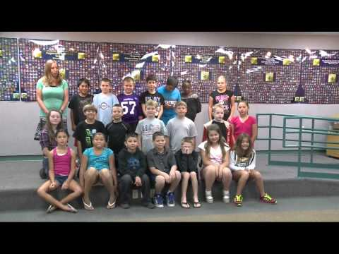 School Shout Out: Kegonsa Elementary School, AM, 11-5-13