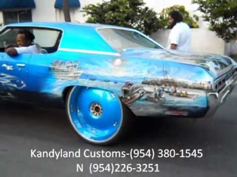 Acewhips Net Kandyland Customs Supercharged Cuban Chevy