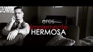 Jay D Amante - Simplemente Hermosa (Lyric Video)