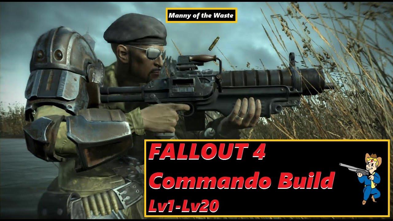 Best Lv  Soldier Build