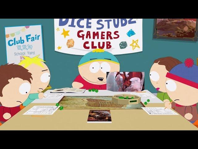 The Dice Studz Gamers Club - South Park -