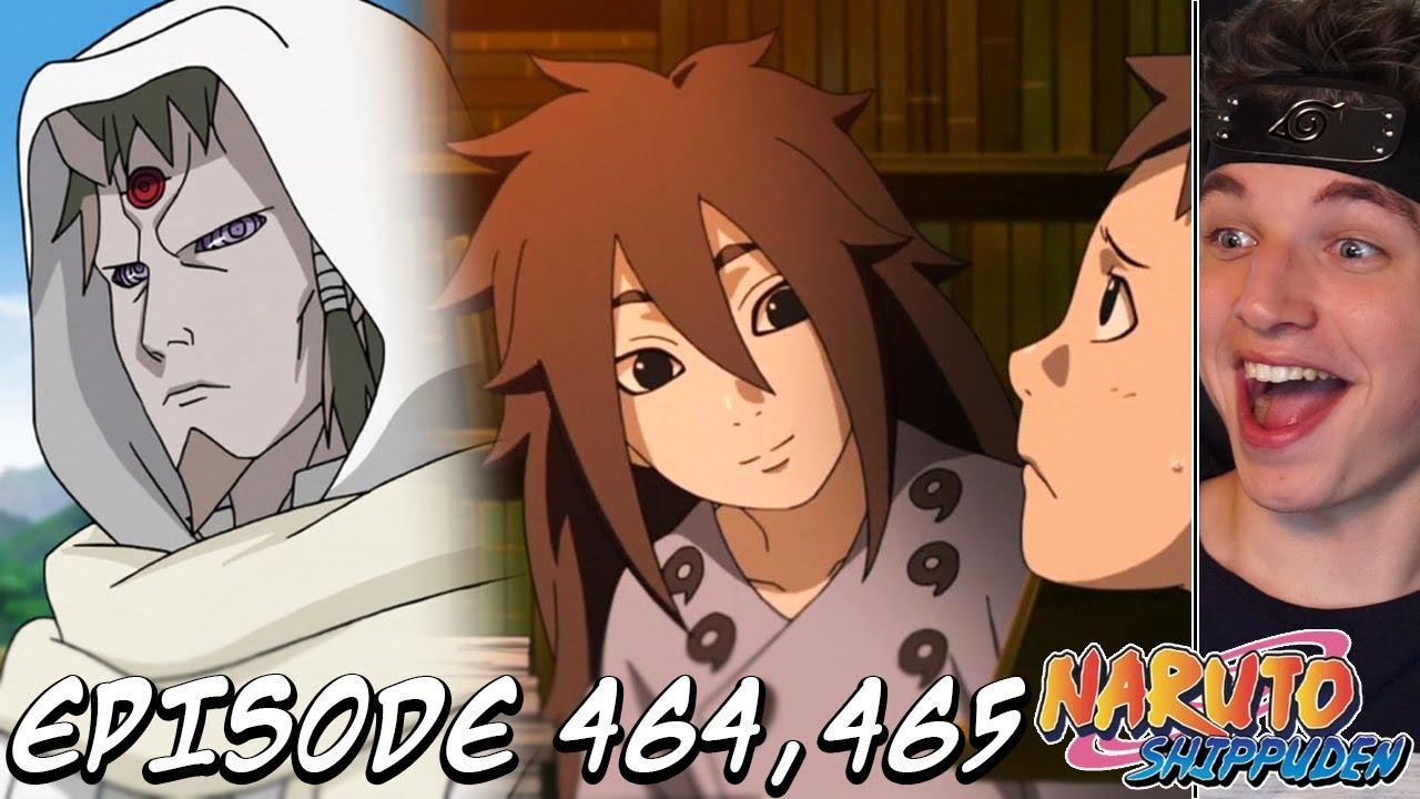 Download Indra, Ashura, and the Beginning of Ninshu | Naruto Shippuden REACTION Episode 464, 465