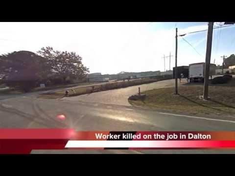 Worker killed at Marketing Alliance Group in Dalton, Ga.