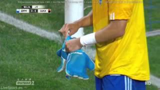 Ключевой момент в матче за Суперкубок Украины 2015
