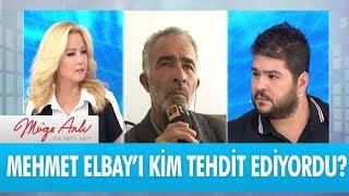 Mehmet Elbay'ı kim tehdit ediyordu? Neden silah almak istedi? - Müge Anlı ile Tatlı Sert 21 Eylül
