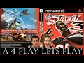 Old School Football Games - NFL Street 3 (PS2) - A 4 Play Lets Play