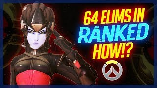 64 Eliminations in Ranked? How?!