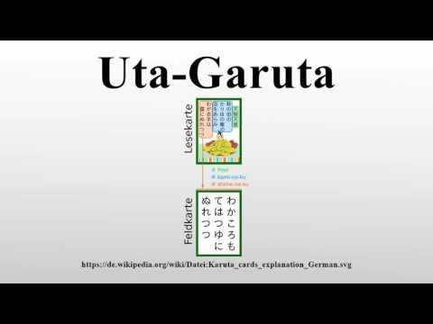 Uta-Garuta