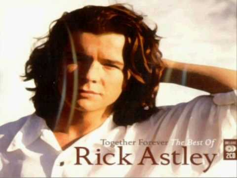 Rick Astley- Cry for Help