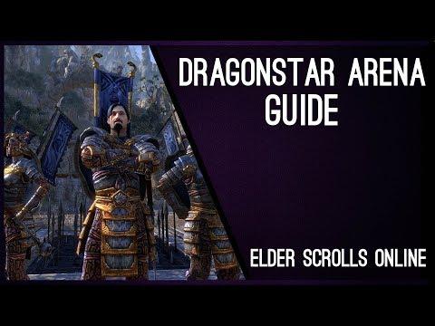 Dragonstar Arena Guide for Elder Scrolls Online - AlcastHQ