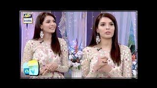 Saeeda Imtiaz showbiz Main Aane Ki Wajah Bata Di