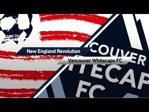 Highlights: New England Revolution vs. Vancouver Whitecaps | August 12, 2017