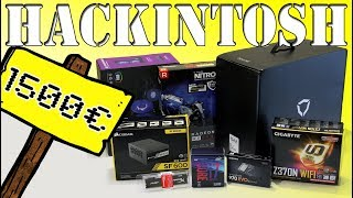 🍏 1500€ Hackintosh mITX | macOS Mojave 🍏
