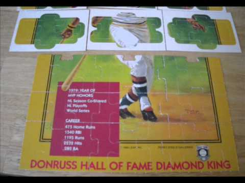 Willie Stargell Puzzle