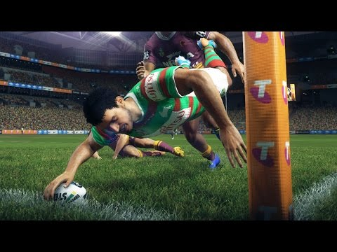 Rugby League Live 3 - Review Commentary