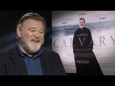 Calvary star Brendan Gleeson: 'It's about the essence of goodness'