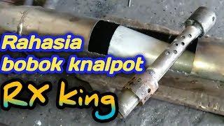 Gambar cover KUPAS TUNTAS RAHASIA BOBOK KNALPOT RX KING    #CDRknalpot