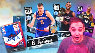 NBA 2K17 My Team DIAMOND PORZINGIS! NEW LIMITED DIAMOND ALL STAR MOMENTS CARDS!