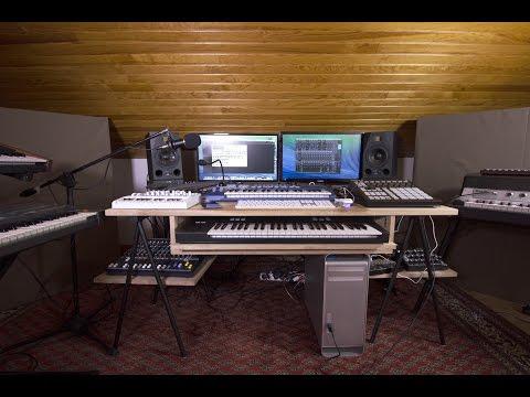 REC n°2 - Home Studio Tour 2016