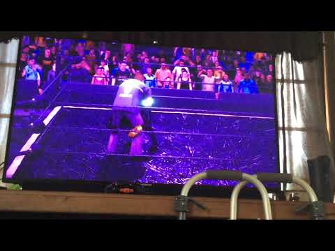 Neon arena title match |