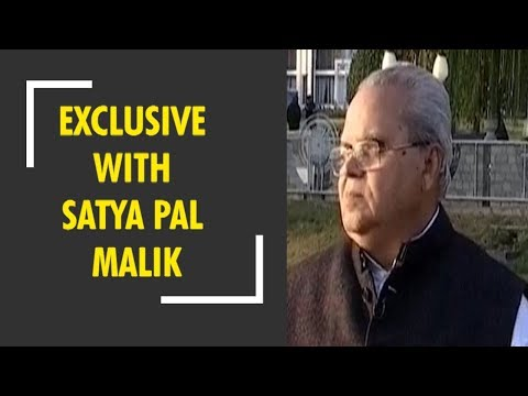 Zee Business exclusive conversation with Governor of Jammu and Kashmir