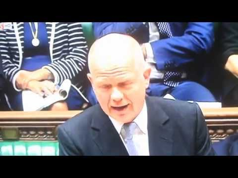 funny british politician - william hague