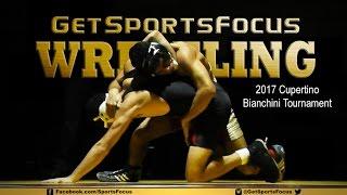 Video HS Wrestling | 2017 Cupertino Bianchini Tournament (1of2) download MP3, 3GP, MP4, WEBM, AVI, FLV Mei 2018