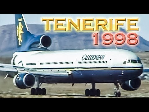 TENERIFE Airport 20 YEARS AGO - Tons of Memories!