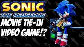 Sonic The Hedgehog Film Tie In Game Possibly Being Announced At The Game Awards 2019?!