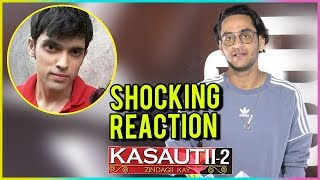 Vikas Gupta SHOCKING REACTION On Parth Samthaan Playing Anurag In Kasautii Zindagii Kay 2