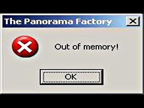 """Khắc phục lỗi """"Out of memory"""" thành công 100%"""