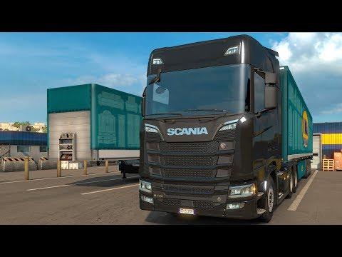 Euro Truck Simulator 2 - Italia - Roma to Napoli - Gameplay (PC HD) [1080p60FPS] |