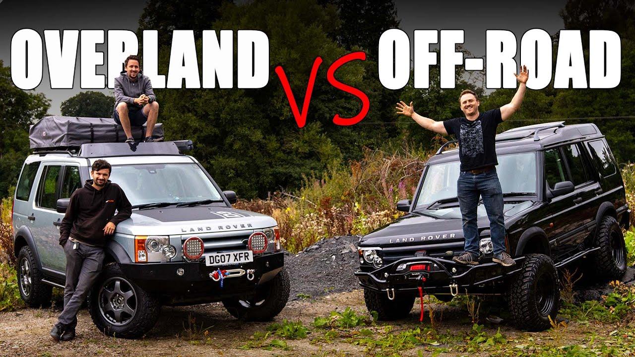 4x4 Build Off: Overland Vs Hardcore Off-Road