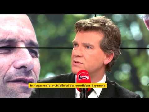 Arnaud Montebourg répond aux auditeurs de Questions Politiques