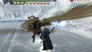 Devil May Cry 3 Special Edition Vergil Gameplay
