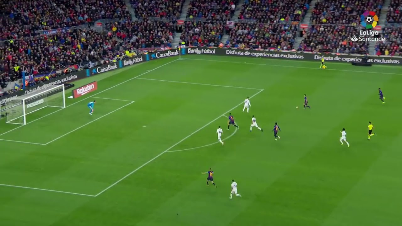 goles del partido FC Barcelona vs Real Madrid 5-1 - YouTube
