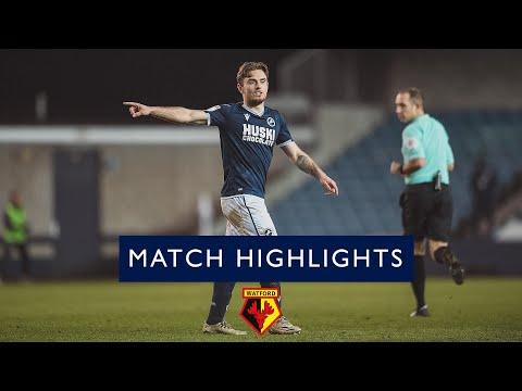 Millwall Watford Goals And Highlights