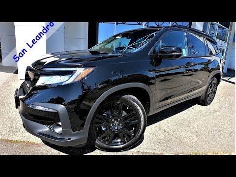 2020 Honda Pilot Black Edition AWD Sale Price Lease Bay Area Oakland Alameda Hayward Fremont San Lea