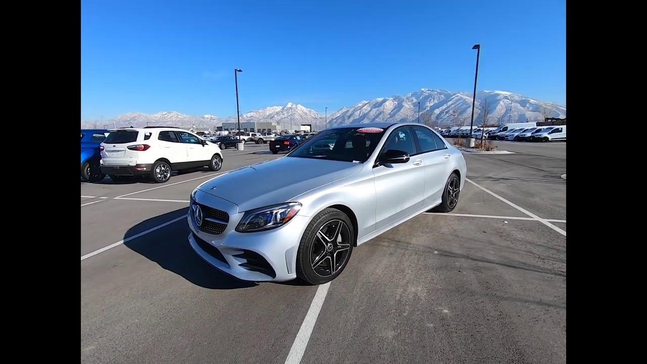 Pre-Owned 2020 Mercedes-Benz C300|Mercedes-Benz of Draper ...