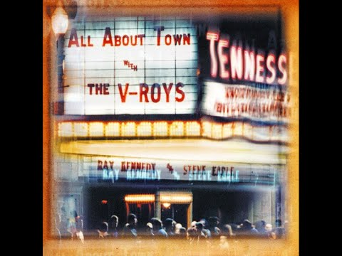 The V-Roys - All About Town (1998) FULL ALBUM